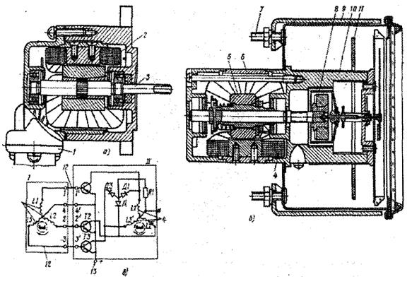Рис. 83 Электрический