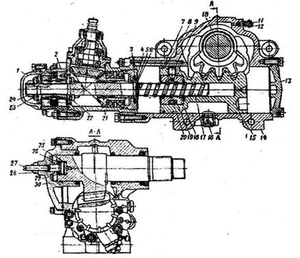 автомобиля КамАЗ-4310: 1,6