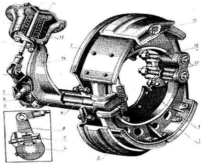 систем автомобиля ЗиЛ-131
